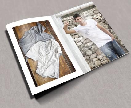 Lookbook abbigliamento maschile