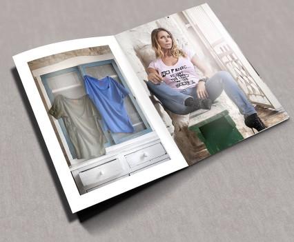 Catalogo abbigliamento femminile