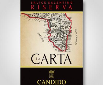 """New look """"La Carta"""""""