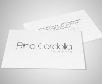 Immagine coordinata Rino cordella