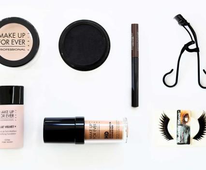 Still-life makeup