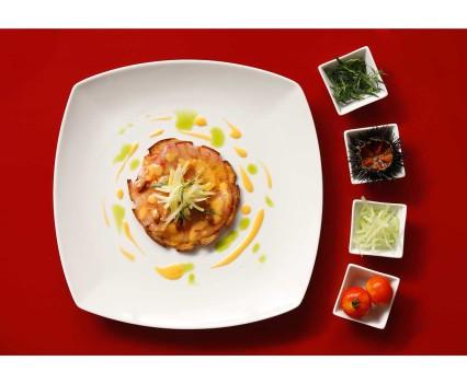 Still-life food design