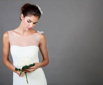 Shooting abito da sposa