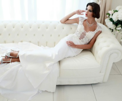 Visual abito da sposa